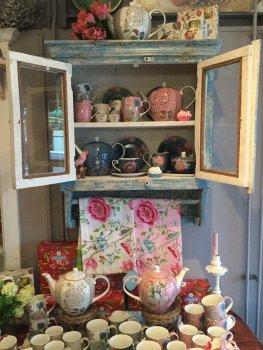 PiP Studio - Spring to Live - in de kleuren wit en roze