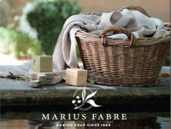 Zeep van Marius Fabre